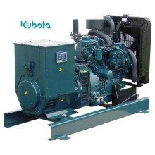 Генератор Kubota от 5 кВт до 30 кВт
