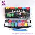 Face Painting Paraben Set Berbasis Air Gratis