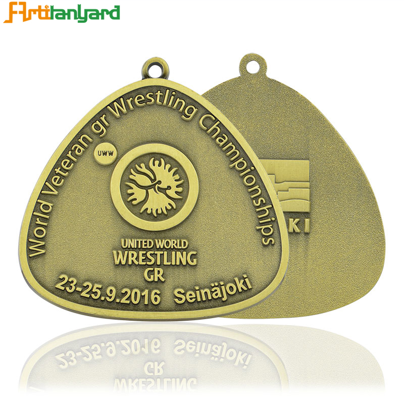 Custom Gold Medals