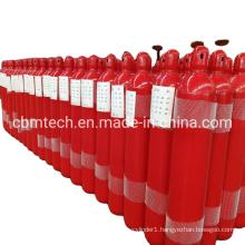 International Standard CO2 Firefighting Steel Cylinders
