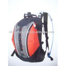 mochila de esporte de hidratação de moda
