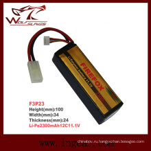 Firefox 2300mAh 11.1V-12 c Lipo Li-Po батарея Li-Polymer 12 c