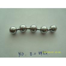 China chain поставщик оптовый декоративный шарик цепи занавес