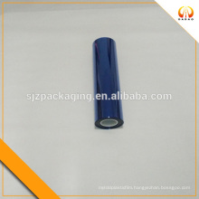 blue color one side releasing film 75 micro for releasing liners