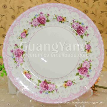 Trade Assurance Porcelain Enameled Indian Dinner Sets
