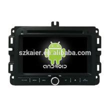 Octa core! Android 8.0 voiture dvd pour Jeep Renegade avec écran capacitif de 7 pouces / GPS / lien miroir / DVR / TPMS / OBD2 / WIFI / 4G