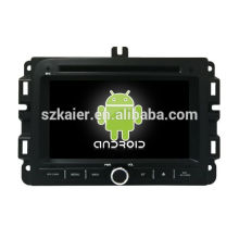 Octa core! Android 8.0 car dvd for Jeep Renegade with 7 inch Capacitive Screen/ GPS/Mirror Link/DVR/TPMS/OBD2/WIFI/4G