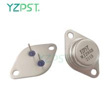 комплементарные кремниевые силовые транзисторы 2N3055 / MJ2955