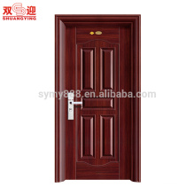 China Factory Attractive Style anti thief house door model steel Door Design