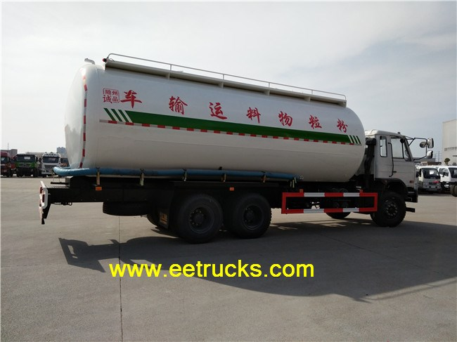 10 Wheeler Bulk Powder Tankers