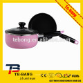 Color coated aluminium circle for utensils non-stick pot