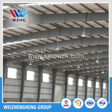Large span steel structure factory,warehouse