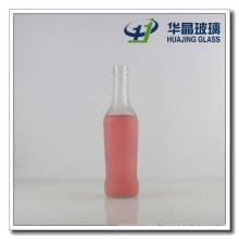 275ml Frosted Beverage Glass Bottle Soda Drinking Glass Bottle