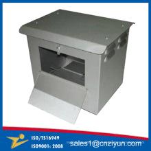 Caixa de ventilação de metal OEM para elétrico