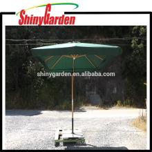 3*3 Wooden Handle Cantilever Parasol Umbrella with High End Crank