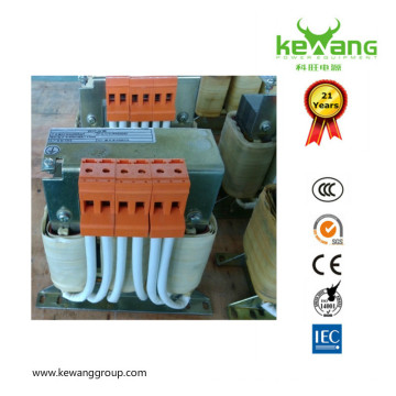 Customized 2000kVA 3 Phase K Factor Voltage Transformer