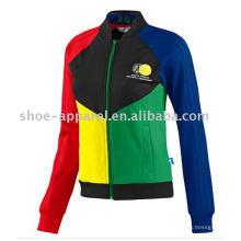 Jaqueta do time do colégio de esportes de moda jaqueta para mulheres 2013