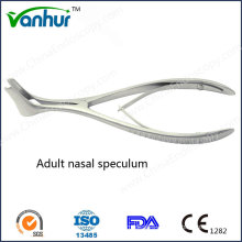 E. N. T Surgical Instruments Adult Nasal Speculum