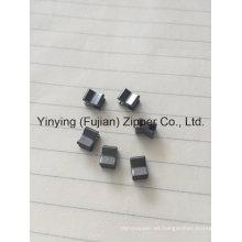 5 # Zinc-aleación tapón inferior para metal cremallera