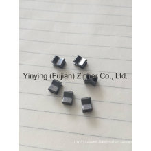 5# Zinc-Alloy Bottom Stopper for Metal Zipper