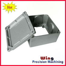 Original factory manufacture zinc alloy die casting of terminal box