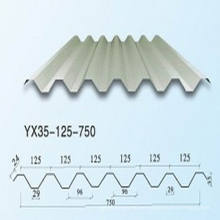 Galvanized Corrugated Steel Sheets (XGZ-20)