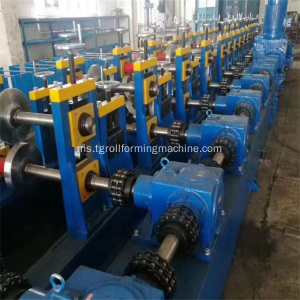 Profile Galvanized Steel M Channel Forming Machine