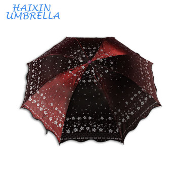 Excellent Quality Best-selling China Manufacturer Useful New Design African Market 3 Folding Umbrella For Rain and Sun