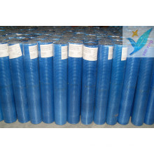 10mm * 10m m 2.5 * 2.5 90G / M2 Fibra de fibra de la red