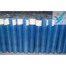 10мм * 10мм 2.5 * 2.5 90G / M2 Стекловолоконная сетка