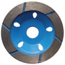 Rodas de taça de diamante, Tct Serras