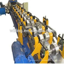 C/Z Shape Changeable Purlin Production Line/purlin machine