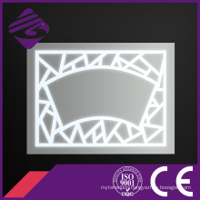 Jnh256 Factory Directly LED Bathroom Furniture Mirror with Beauitful Patterns