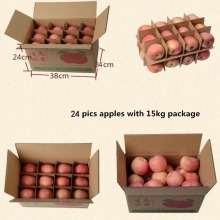 High Quality for Organic Home Delivery Custom Corrugated Fruit Carton Box export to Tanzania Manufacturers
