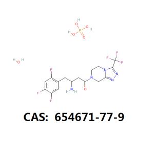 China Manufacturer for Diabetes Drug Voglibose Sitagliptin phosphate monohydrate api cas 654671-77-9 export to United Arab Emirates Suppliers