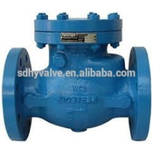 150LB Flanged Swing Check Valves Price