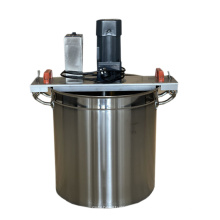 Food Mixer Fully Automatic Small Industrial Food Mixing and Frying Machine