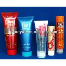 120ml creme facial tubo de plástico de embalagem