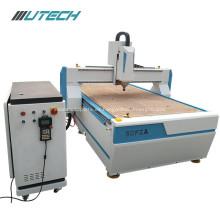 Máquina enrutadora cnc con cambio automático de herramientas
