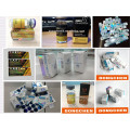 OEM Custom Hologram Anti-Fake Waterproof Packaging Pharmaceutical Vial Label