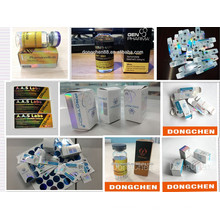 on Sale Cheap Custom Printed Laser Hologram Medicine Vial Box
