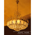 Kronleuchter Kristall Perlen Kristall Treppen Kronleuchter Licht LT-70063