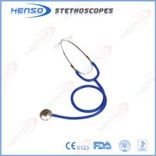Алюминиевый двойной головной стетоскоп