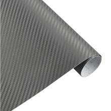 Kromatiska vinylfilmer 3D Carbon Fiber Car Film