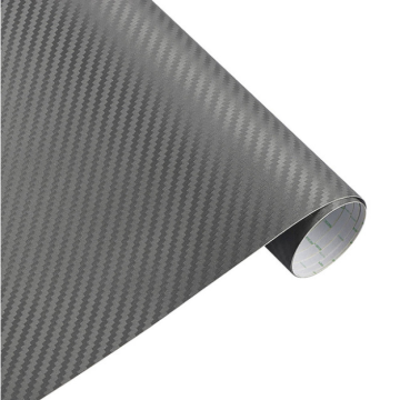 3D Carbon Fiber Vinyl Car Wrap Film