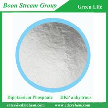 Fosfato dipotásico anhidro como agente tampón