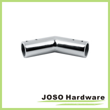 Stainless Steel Curved Shower Room Connector Fitting (AC006)