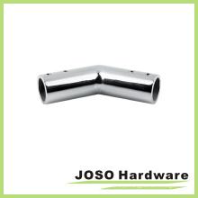 Acoplamento de conector curvado de aço inoxidável de aço inoxidável (AC006)