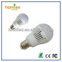 Boîtier en plastique de 2013 LED ampoule E14