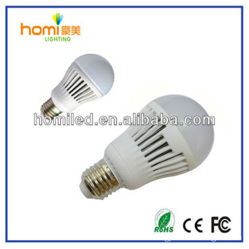 2013 LED bulb E14 plastic housing
